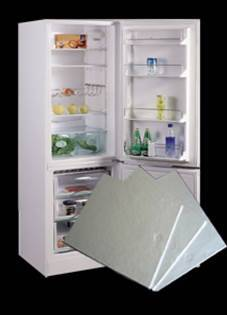 Refrigerator insulation material