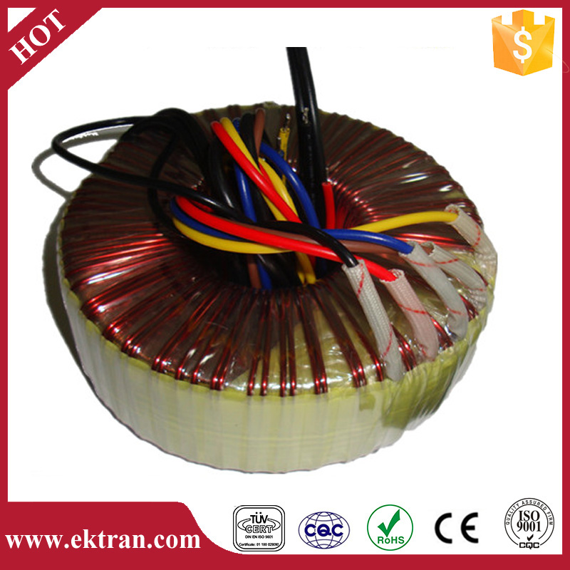 customize various transformer toroidal ac power transformer