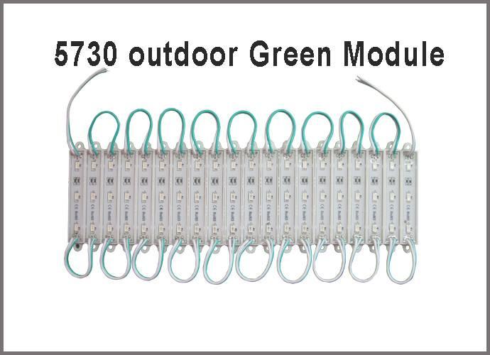 3LED 5730 SMD LED module waterproof IP68 12V outdoor signage led channel letters led signs