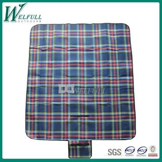 handle acrylic picnic blanket, picnic mat, camping blanket