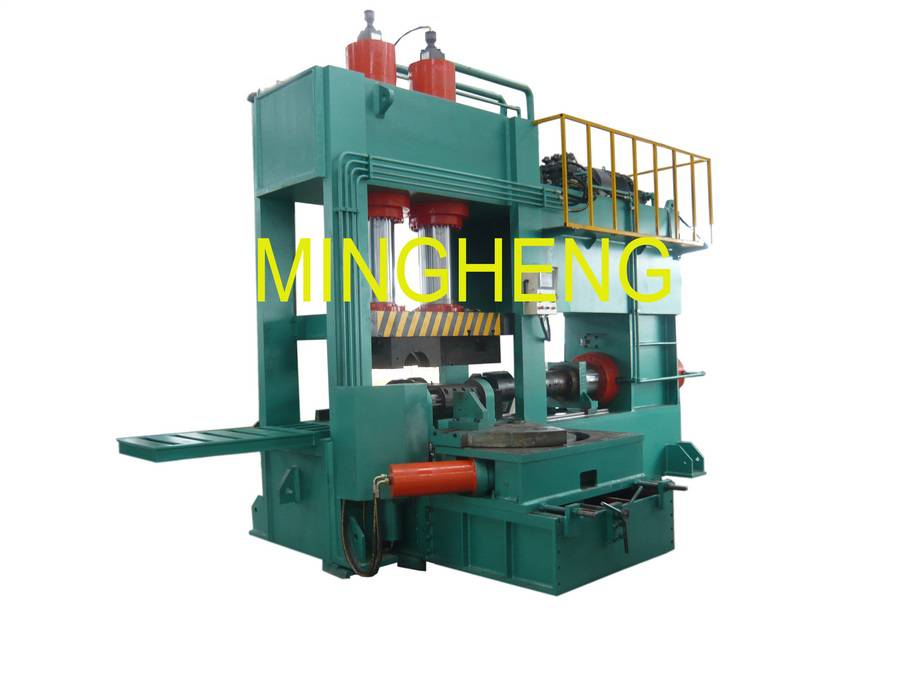 Hydraulic Pipe Puller Tee : Hydraulic elbow cold forming machine mingheng pipe