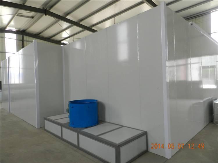 D Oriental DOT C5-2 large 15m bus truck spray booth