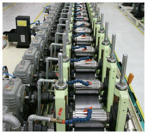 Roll Forming System