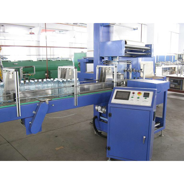 Supply shrink wrapping machine Automatic Shrink Wrapping Machine