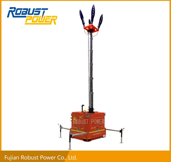 RPLT-3800 LED High Quality Lighting Tower