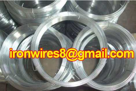 Best quality low-carbon iron wire