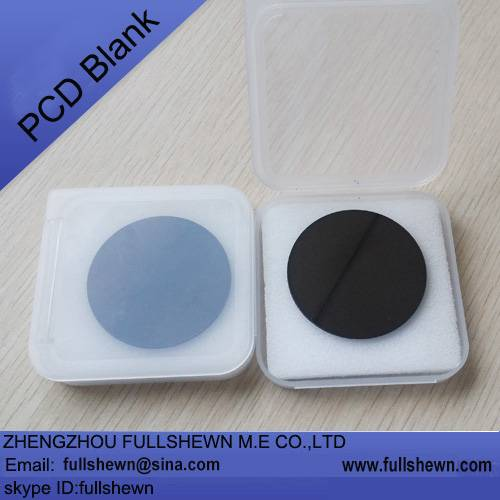 PCD blank compact for kinds of PCD cutting tools