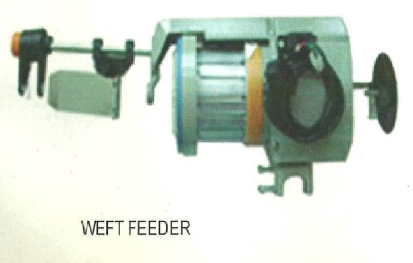 Weft Feeder (accumulator)