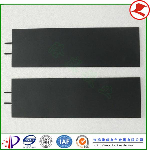 Gr1 Platinized Titanium Mesh Anode For Electroplating