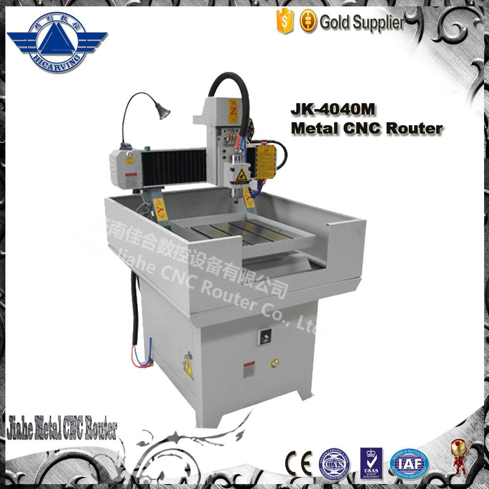 JK-4040 mini milling machine metal engraving cnc router on sale!