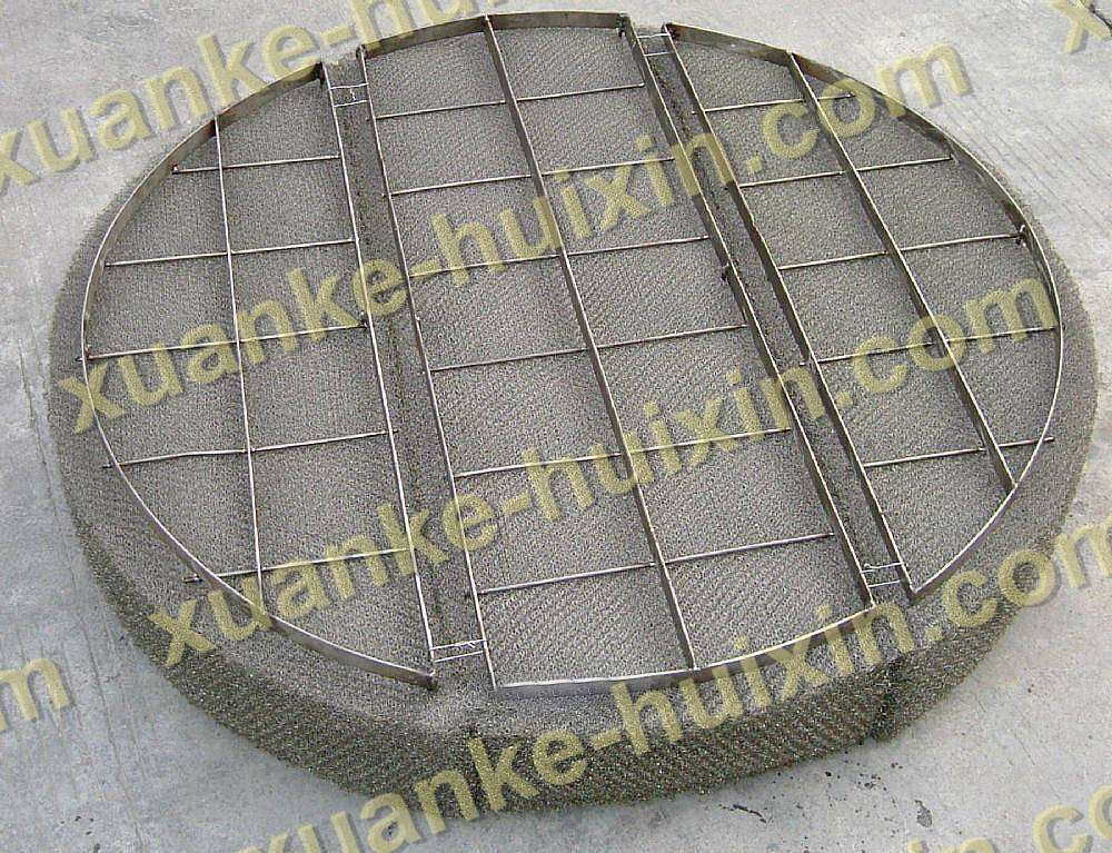 factory store direct suppler knitted wire mesh  Wire Mesh Mist Eliminators