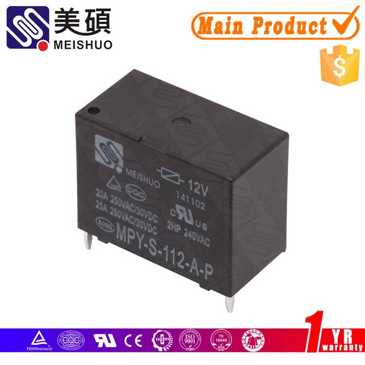 Meishuo MPY high power refrigerator relay