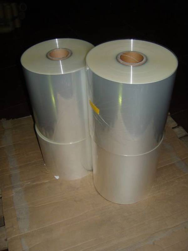 BOPP Heat Sealable Film Both Sides Heating Film For Bag Making