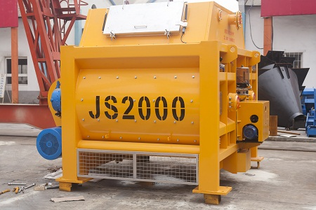 Wear Resistant Concrete Mixer