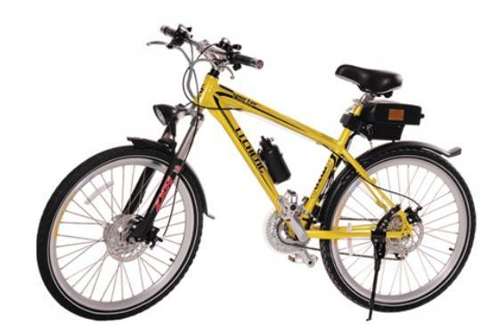 Electric Bicycle   2603A-2