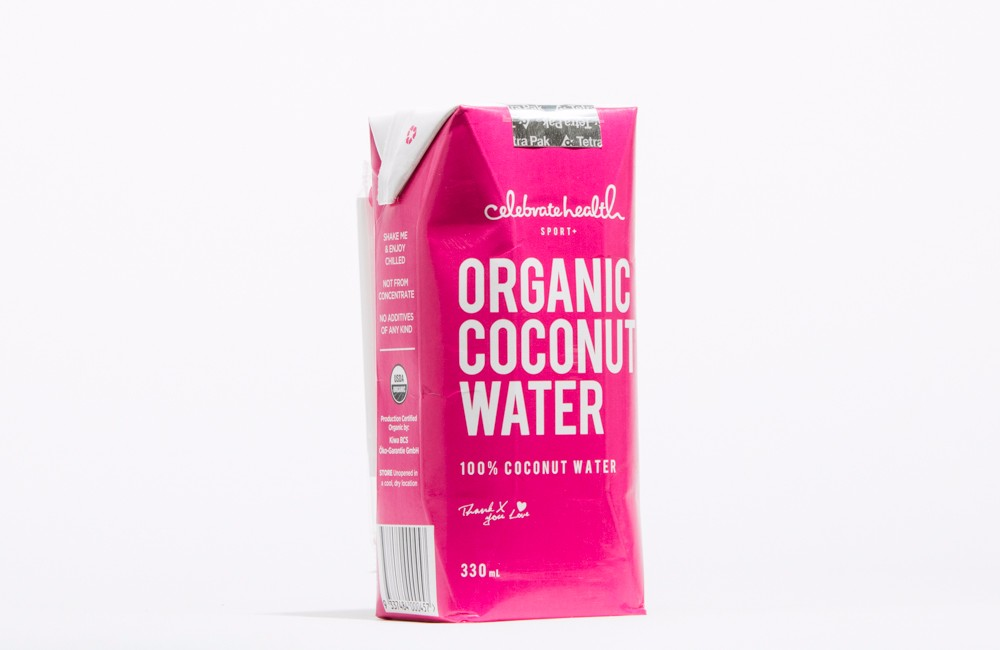 Coconut water with Kumquat flavour 330ml