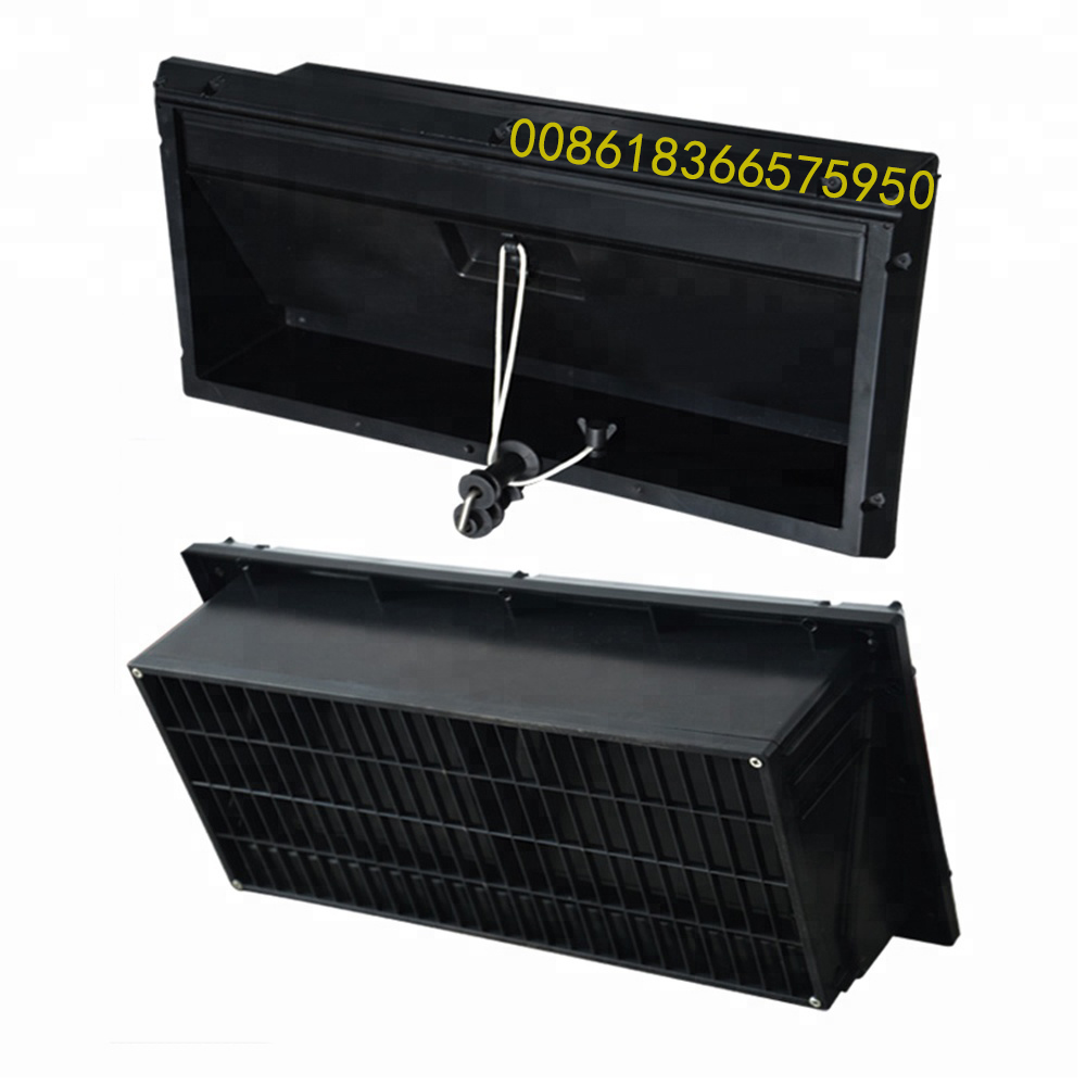 ABS material air inlet