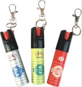 20ml Ladies Portable Key Chain Spray Pepper