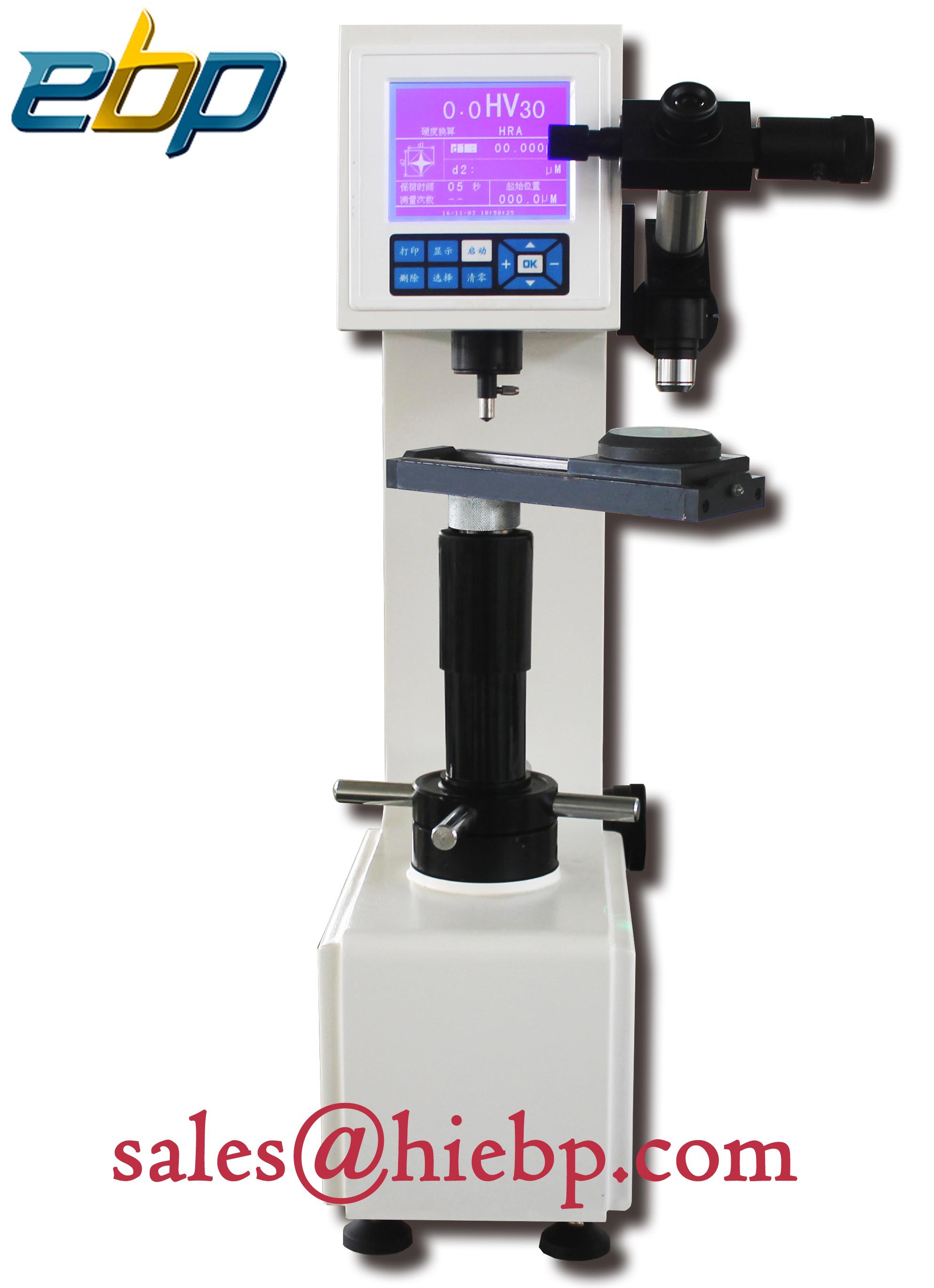 EBP Multifunction Digital Universal Brinell cum Rockwell cum Vickers hardness tester BRV-187.5D