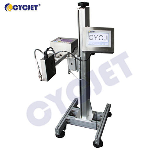 CYCJET C700 Industrial Inkjet Coding Printer for Carton Barcode Printing