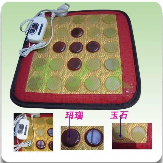 jade healing mattress pad