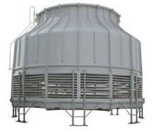 100Ton low noise plastic and frp counter-current cooling tower