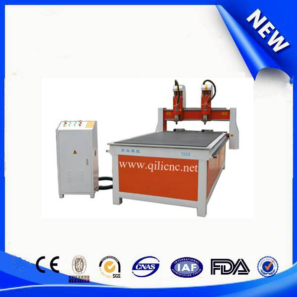 cnc router with pneumatic tool changer