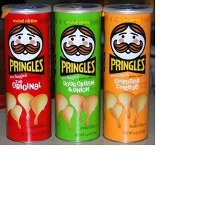 All size and Grams Pringels 165g for sale