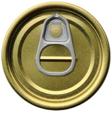 Tin Free/Tinplate Easy Open Ends