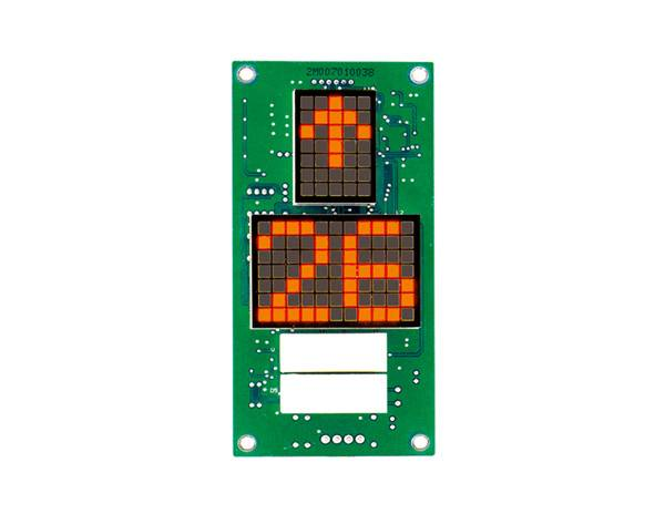 Serial dot matrix indicator board  SM-04-VSD