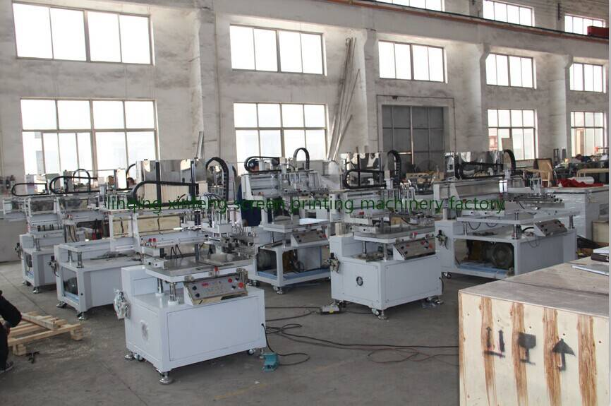 competitive price automatic silkscreen printing machine