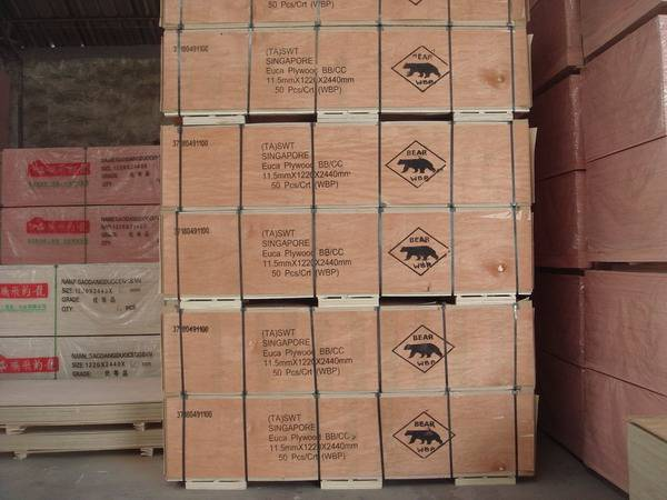 Plywood/Poplar Plywood/Hardwood Plywood/Film Faced Plywood