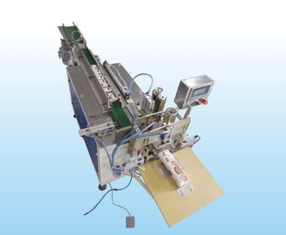 Semi Handkerchiefs Packaging Machine(multi bag)