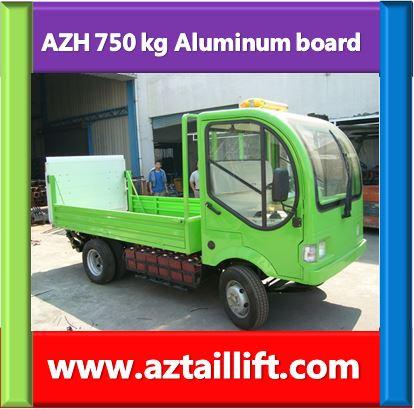AZH 500 Kg tail lift