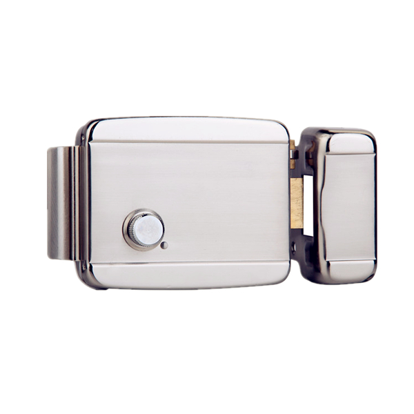 Fail safe Electric lock with single cylinder lock