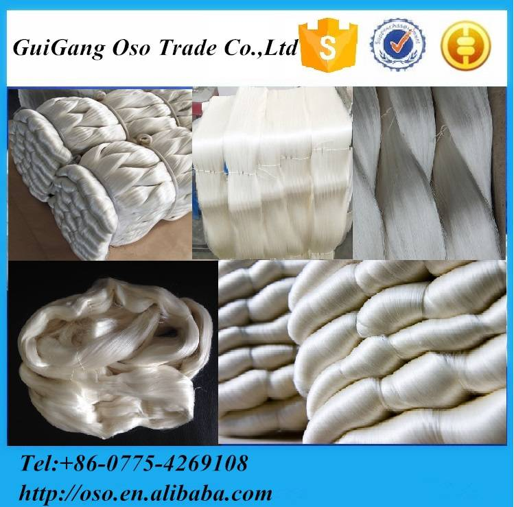 High quality 5A 20/22D mulberry raw silk yarn