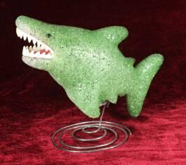 EVA&LED decorative ligts,Shark Table Lamp