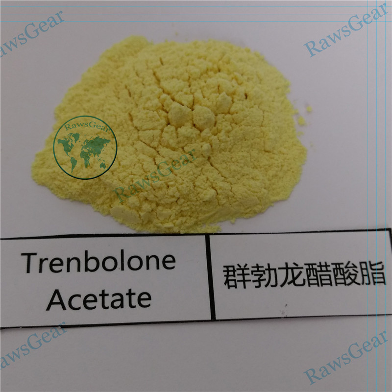 Trenbolone Acetate Raw Powder CAS 10161-34-9 Tren Ace injection