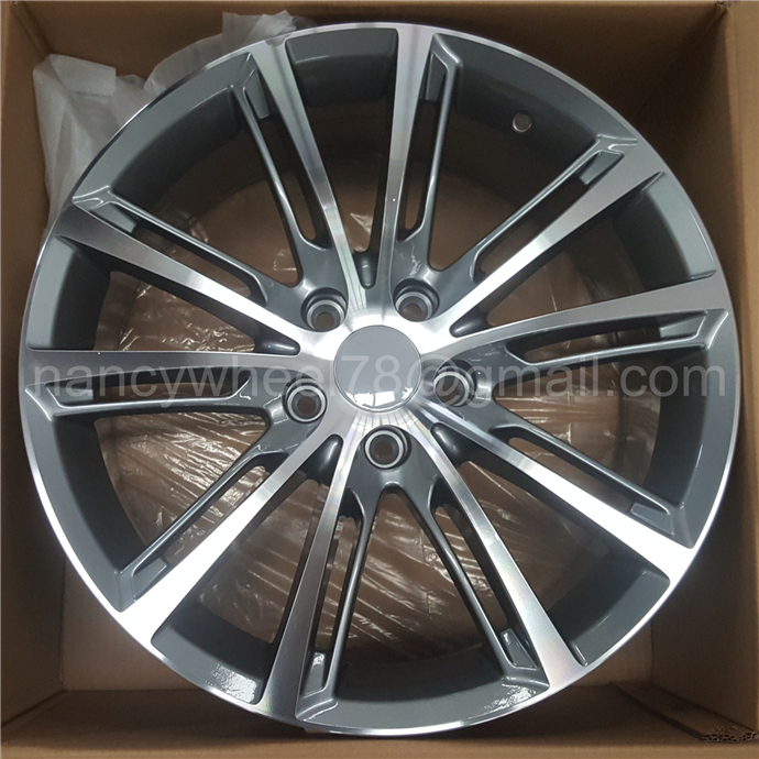 Car alloy wheel replica new wheels 12-26inch available
