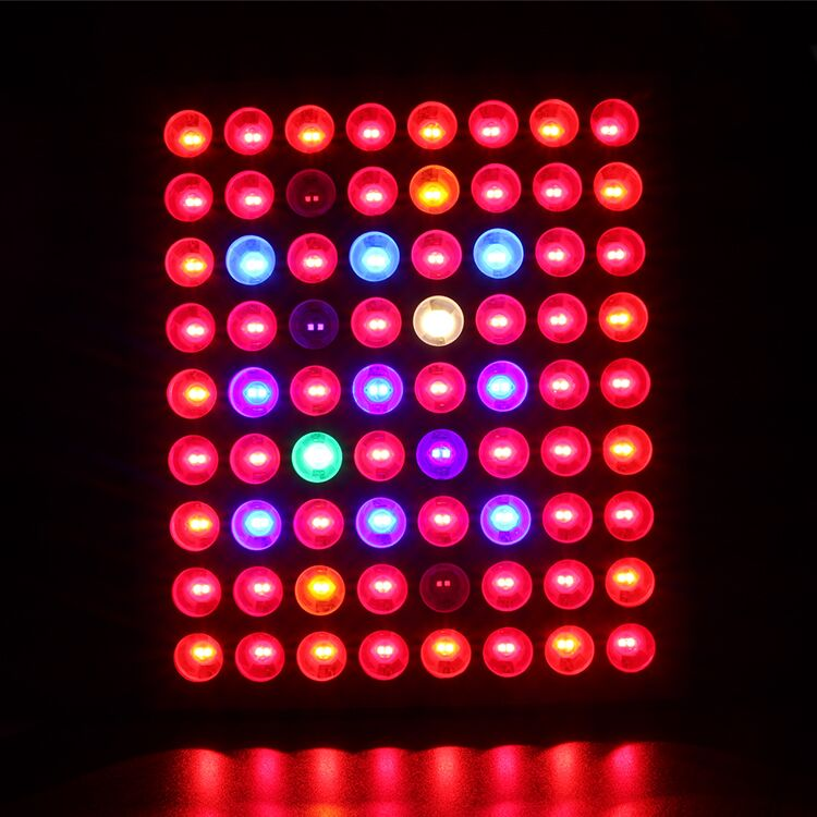 Cheap Module Led Grow Light BR-72 x 5W Dual Chip Full Spectrum Veg Bloom Switchable Daisy Chain