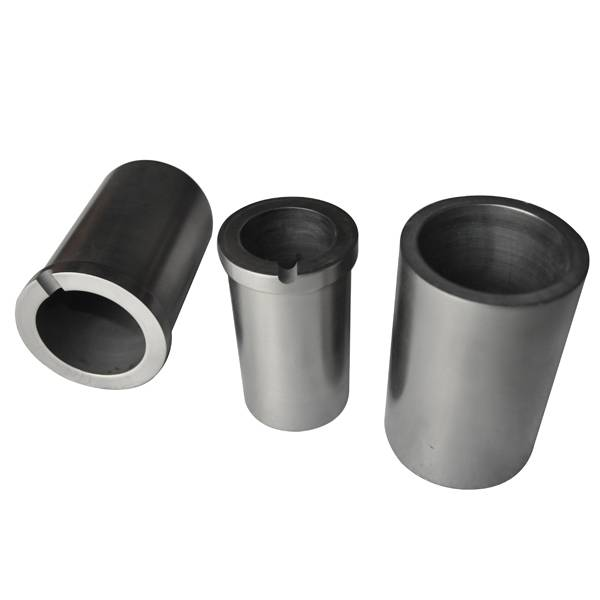Graphite Crucible for Melting Silver, Gold