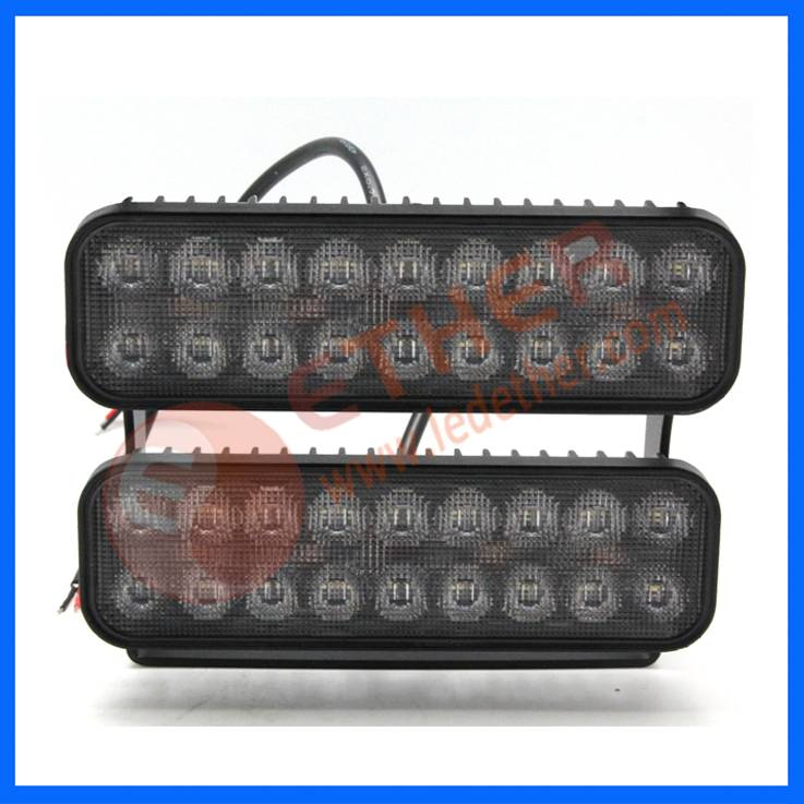 108W led work light with 3Wx36 Osram LEDs