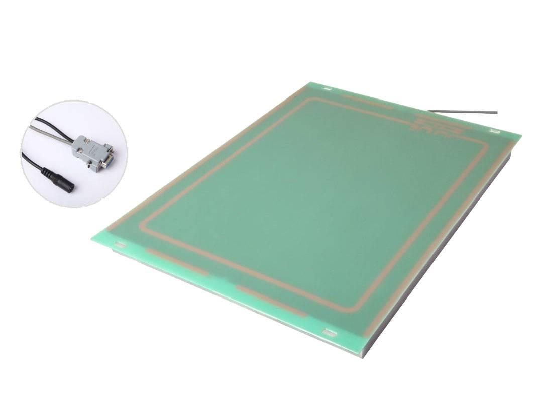 HF embedded reader/metallic-shield  reader/all-in-one reader