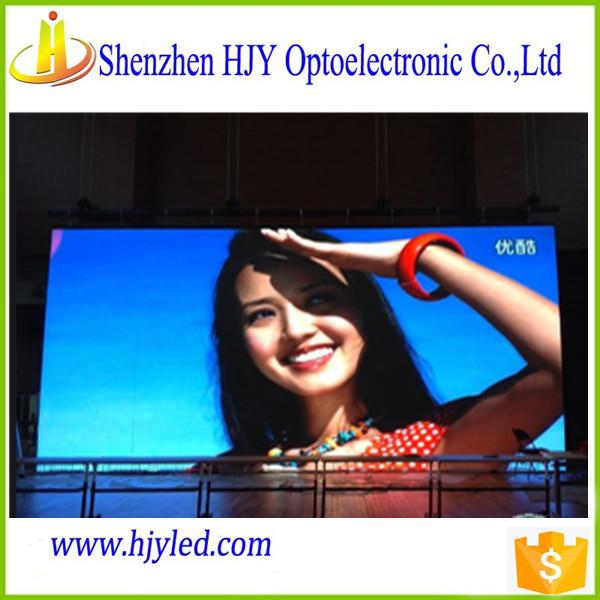 shenzhen new design full color SMD P5 led indoor display
