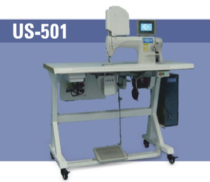 H&H Sewfree Ultrasonic Welder US-501