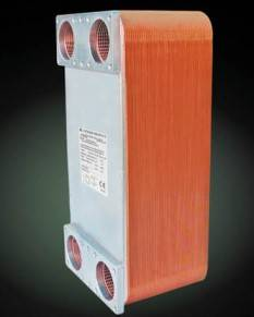 Brazed Plate Heat Exchanger B3-190
