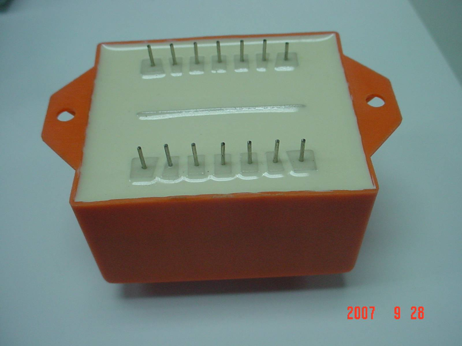 encasulated transformer