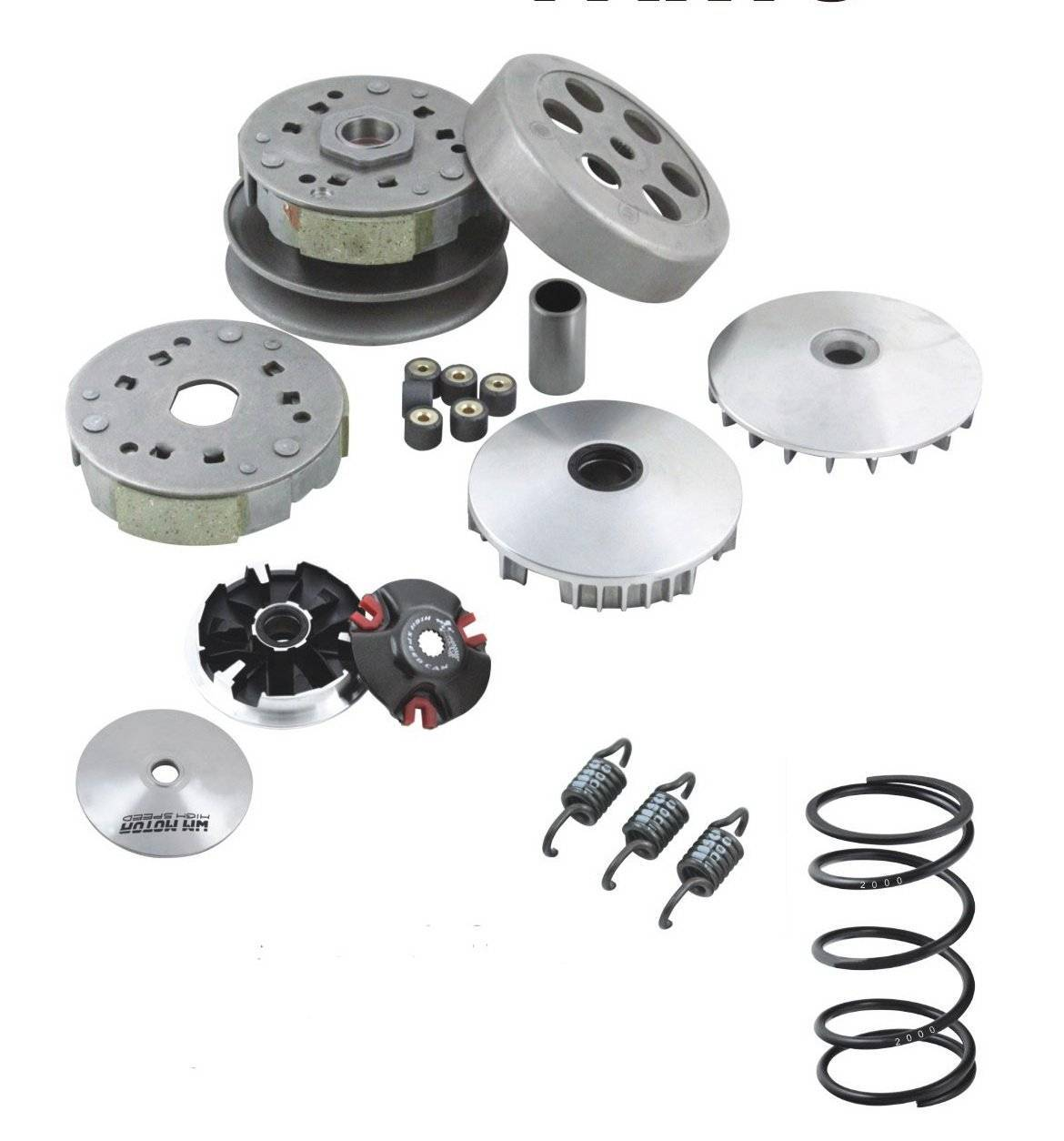 High quality motorcycle engine assembly