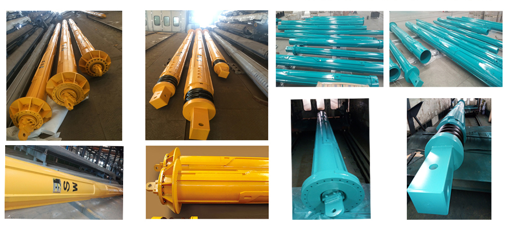 Manufacurer Piling Rotary Interlocking Friction Kelly Bar in IMT Libherr Sany Drilling Machines