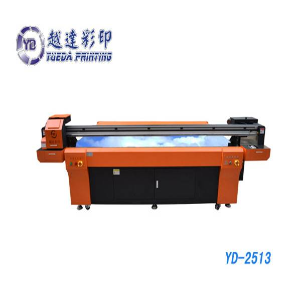 UV printer new product advertising led acrylic printer large size 2500*1300MM